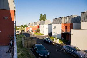Quartier Saint-Ermé, à Montlouis.