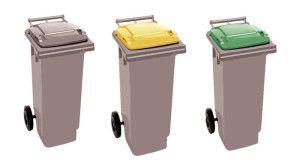 poubelles bacs